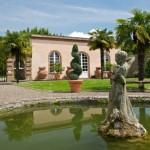 Scorcio Giardino all'italiana di Villa Lazzareschi