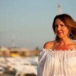 Alessandra Giussani Titolare bagno Stella Bianca e Villa Lazzareschi