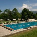 Villa Lazzareschi -Piscina